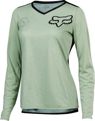 Maillot à manches longues Fox Racing Indicator Asym femme SS18