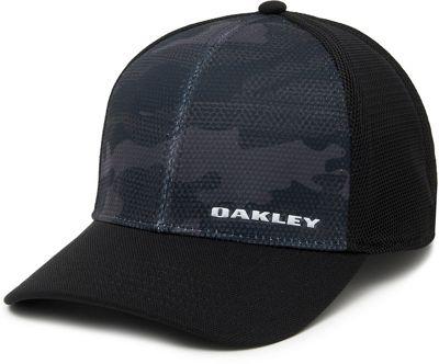 Casquette vélo Oakley SILICONE BARK TRUCKER PRINT 2.0 SS18