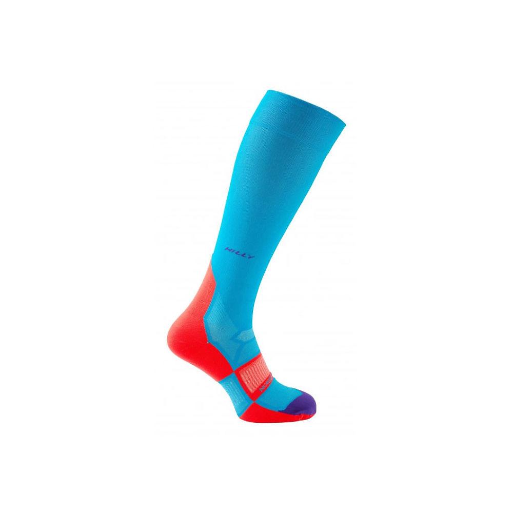Calcetines de compresión de mujer Hilly Pulse