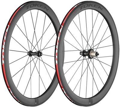 Paire de roues Token C50 Full Carbone