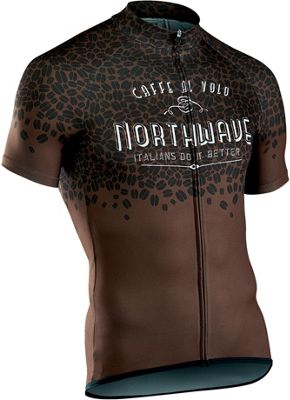 Maillot Northwave Caffe Al Volo SS18