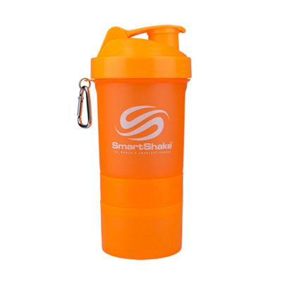 Bidon SOS Rehydrate Smart Shake Original (Orange néon)