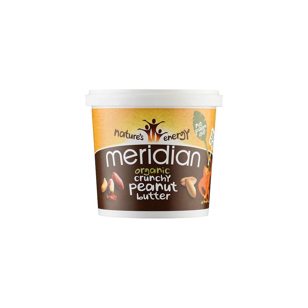 Mantequilla orgánica de cacahuete Meridian (bote de 1.000 gr)