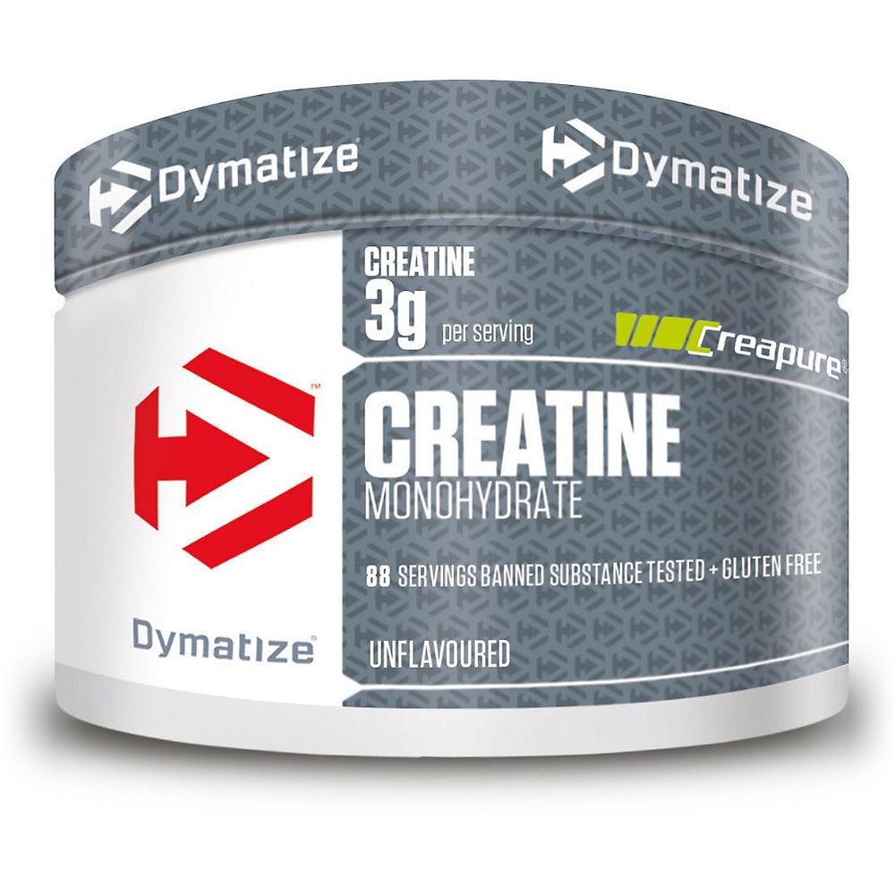 Bote de monohidrato de creatina Dymatize (300 gr)