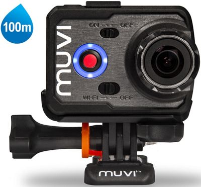 Caméra de casque Veho Muvi K-Series Action Camera / Camcorder 2017