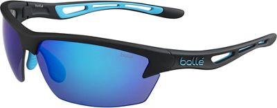 Lunettes de soleil sport Bolle Bolt Verre: PC Bleu