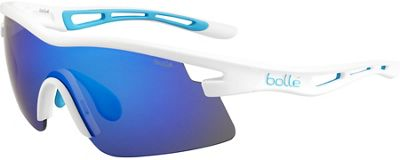 Lunettes de soleil sport Bolle Vortex Verre: PC Bleu