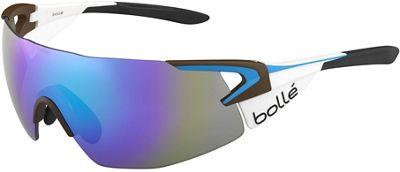 Lunettes de soleil sport Bolle 5th Element Pro Verre: Bleu Violet