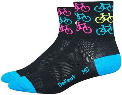Chaussettes Defeet Aireator Cool Bike