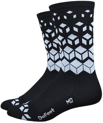 Chaussettes Defeet Aireator On The Rocks 6''