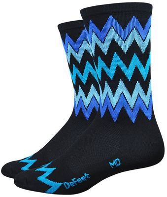 Chaussettes Defeet Aireator Speak Easy 6''