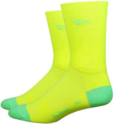 Chaussettes Defeet Aireator Tall Hi-Vis