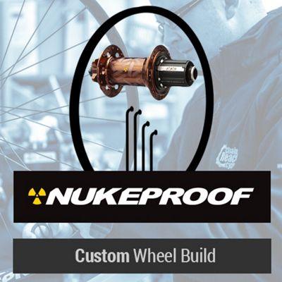 Roue arrière VTT sur mesure Nukeproof Custom