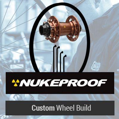 Roue avant VTT sur mesure Nukeproof Custom