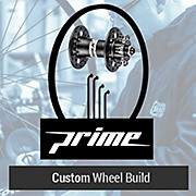 Prime Custom Front Road Wheel Build