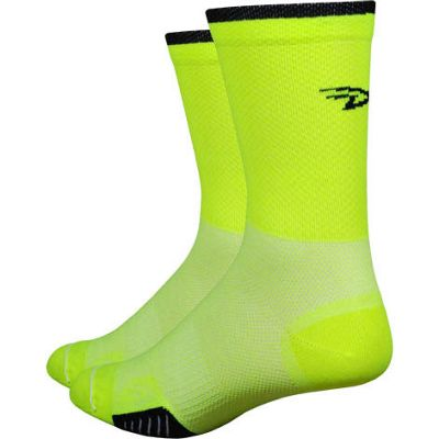 Chaussettes Defeet Cyclismo Hi-Vis 5''