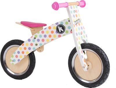 Vélo Kiddimoto Pastel Dotty Kurve SS18