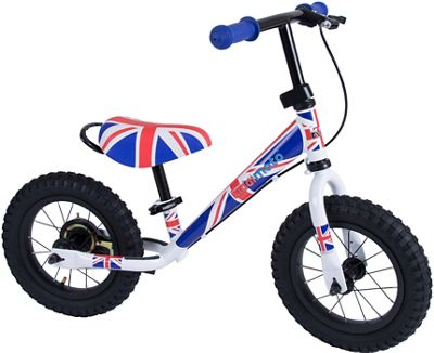 Draisienne Kiddimoto Super Junior Max Union Jack SS18