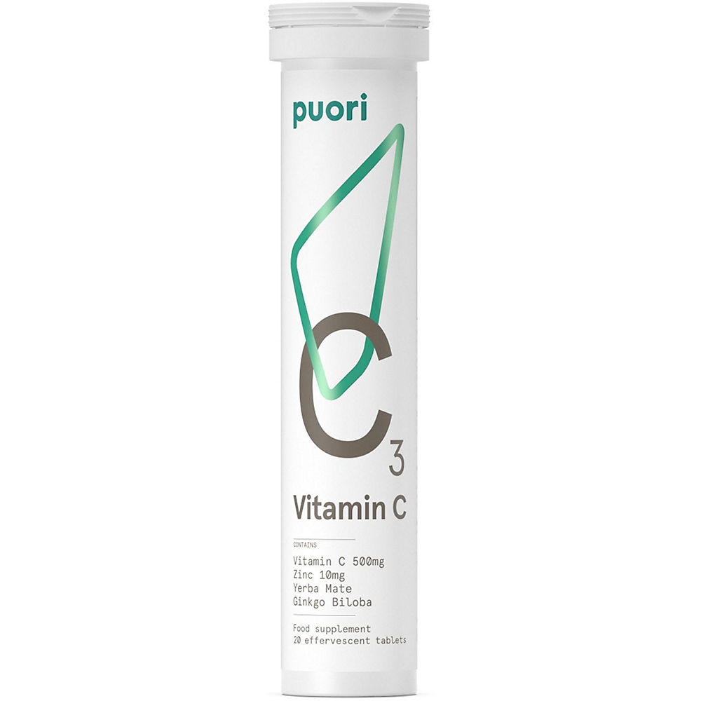 Bote Puori C3 - Vitamina C (20 comprimidos)