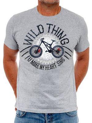 T-shirt Cycology Wild Thing