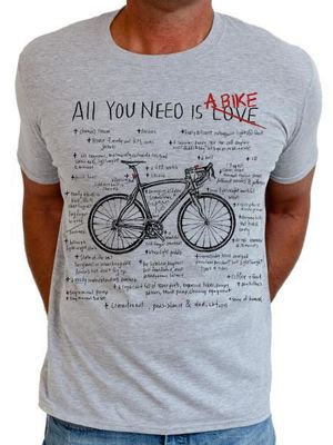 T-shirt Cycology All You Need