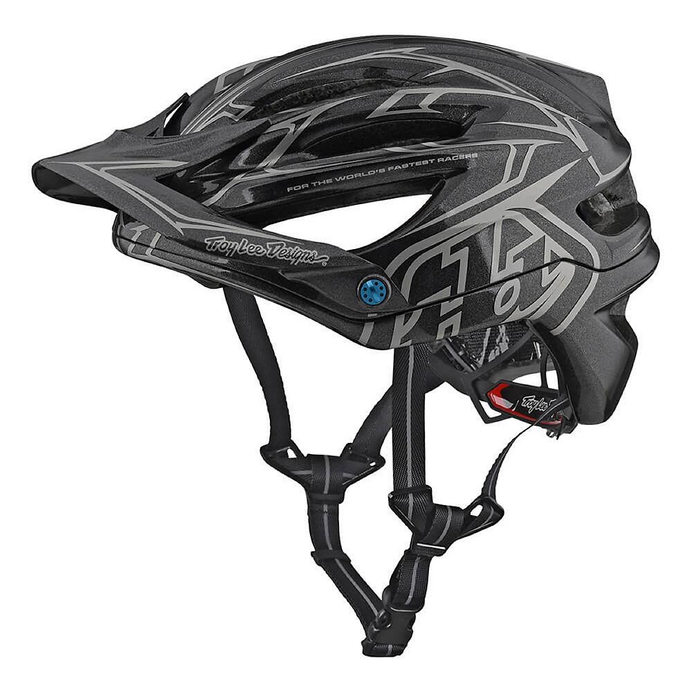Troy Lee Designs A2 Pinstripe 2 MIPS MTB Helmet 2018