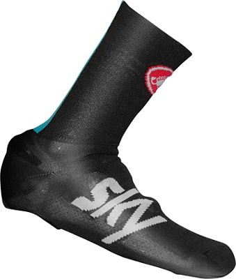 Couvre-chaussures Castelli Team Sky Belgian 2018