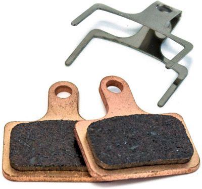 Plaquettes de freins à disque Clarks (organiques, VX862C)