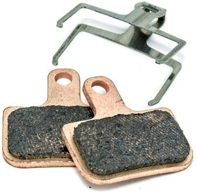 Plaquettes de freins à disque Clarks (frittées, VRX864C)