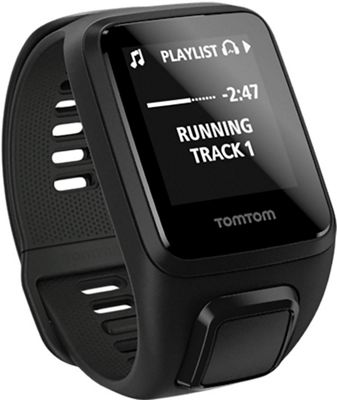 Montre TomTom Spark 3 Cardio + Music GPS Fitness 2017