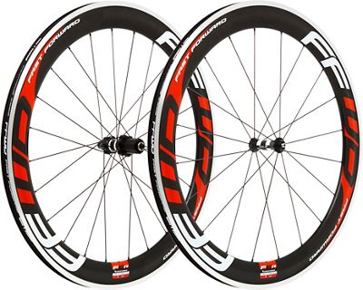 Paire de roues Fast Forward Carbon F6R SP (60 mm)