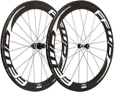 Paire de roues Fast Forward Carbon F6R FCC SP (60 mm)