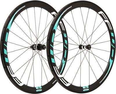 Paire de roues Fast Forward Carbon F4 SP (boyaux, 45 mm)