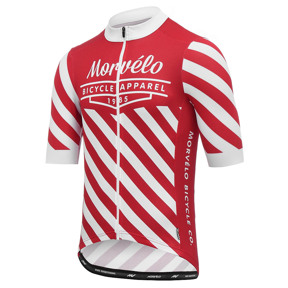 Morvelo 10 Year Celebration Jersey - 85 SS18