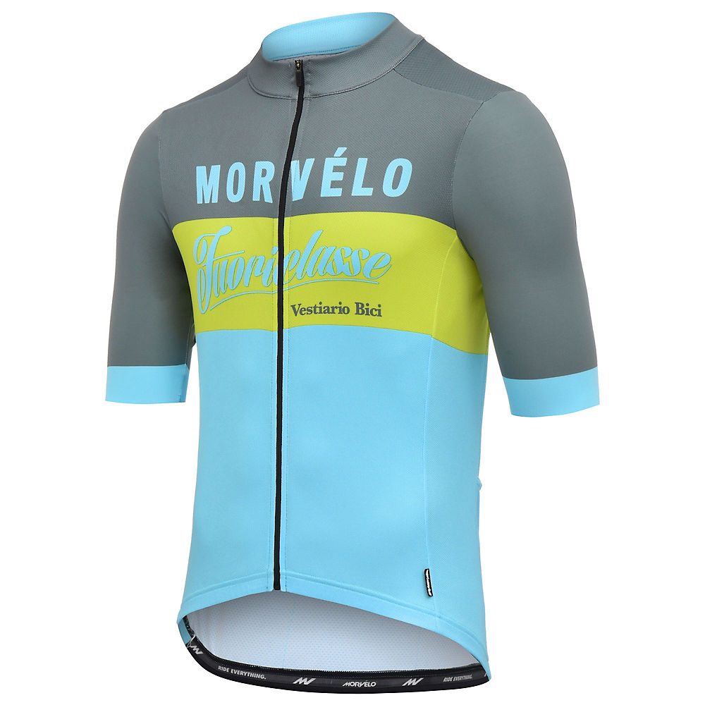 Morvelo 10 Year Celebration Jersey - Fuoriclasse SS18