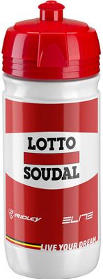 Bidon Elite Corsa Lotto Soudal Bio (550 ml)