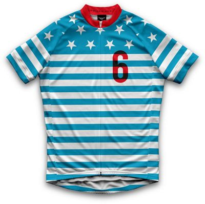 Maillot Twin Six The Freedom Machine (manches courtes) SS18