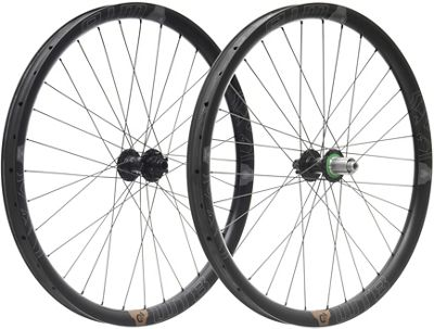 Paire de roues Hope Pro 4 Boost WTB Ci31 (carbone)