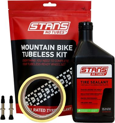 Kit de pneu VTT Tubeless Stans No Tubes 2018