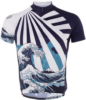 Maillot Primal Great Wave Sport Cut SS18