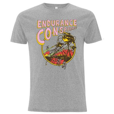 T-shirt Endurance Conspiracy War Of The Worlds