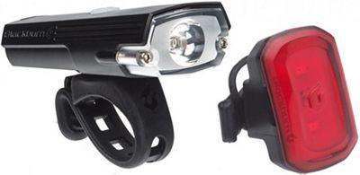 Eclairages Blackburn Dayblazer 400 et Click USB (avant et arrière) AW18