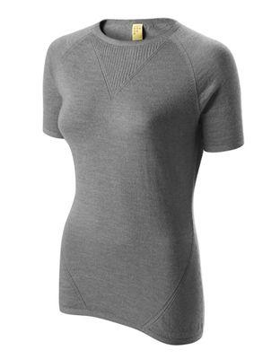FINDRA Women's Merino Short Sleeve Base Layer