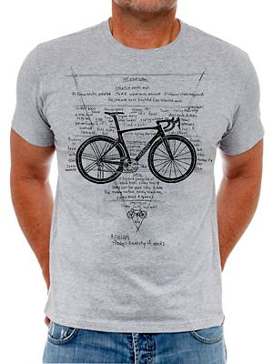 Cycology Hierarchy of Needs T-Shirt 2018