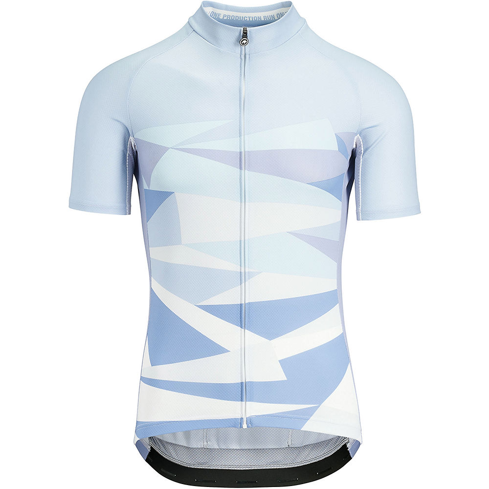 Assos Fast Lane Quartz Jersey (Polar Blue) SS18