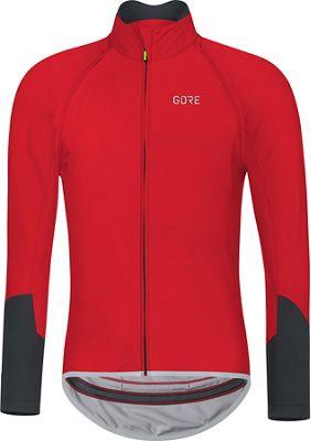 Gore Wear C5 Windstopper Zip-Off Jersey AW18