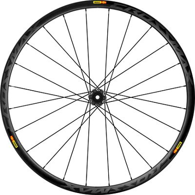 Mavic Crossmax Pro Carbon Supermax Front Wheel