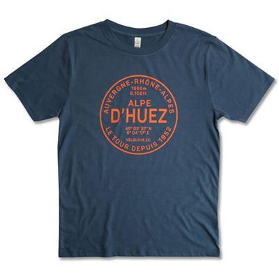 Velolove Alpe d'Huez Organic T-Shirt SS18