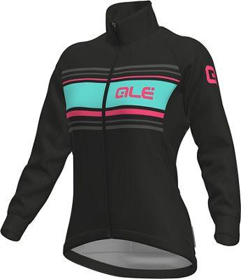 Alé Women's Sinuosa DWR Jacket Black AW18