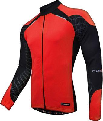 Funkier Kids Force Long Sleeve Jersey AW18
